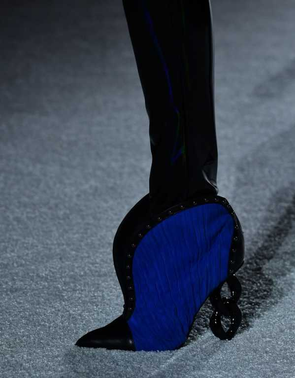 Balmain at Paris Fashion Week