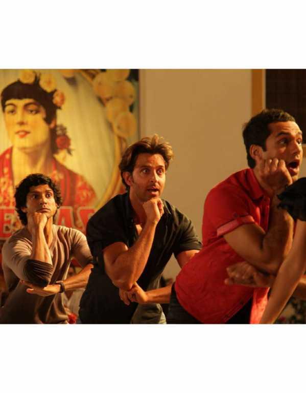 Arjun, Imran & Kabir from Zindagi Na Milegi Dobara