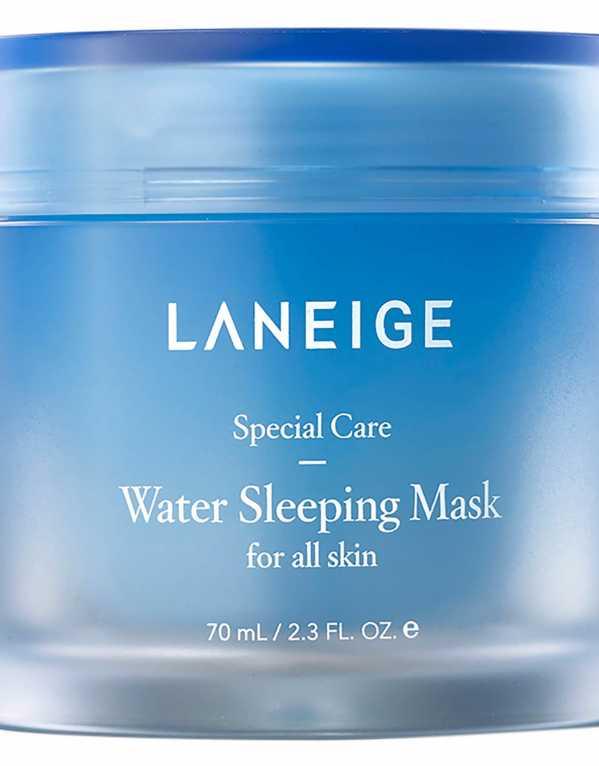 4) LANEIGE Water Sleeping Mask