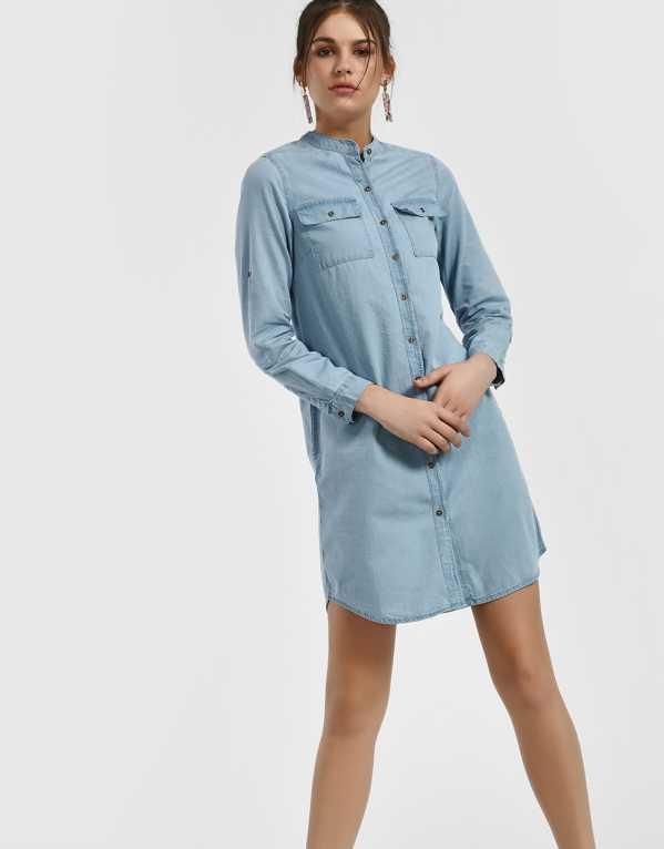 1. The Shirt Dress
