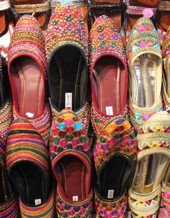 In Shoe Paradise