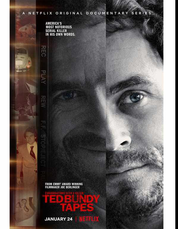 8. Conversations with a Killer: The Ted Bundy Tapes