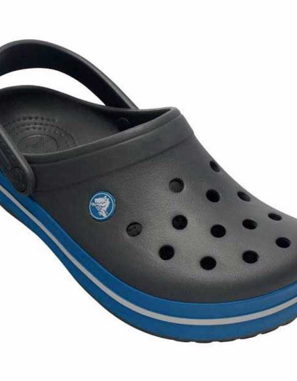 1) CROCS to the Rescue!
