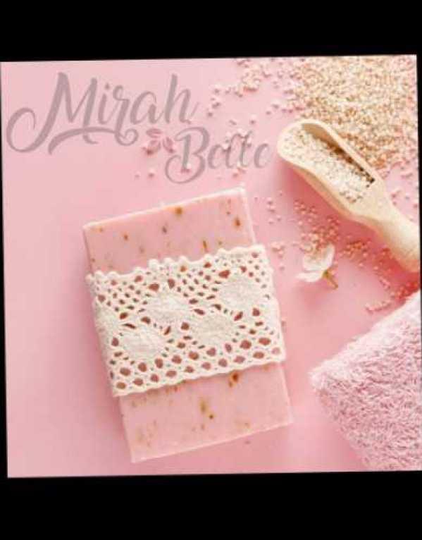 Coconut Milk, Rose-hip Skin Repair Soap