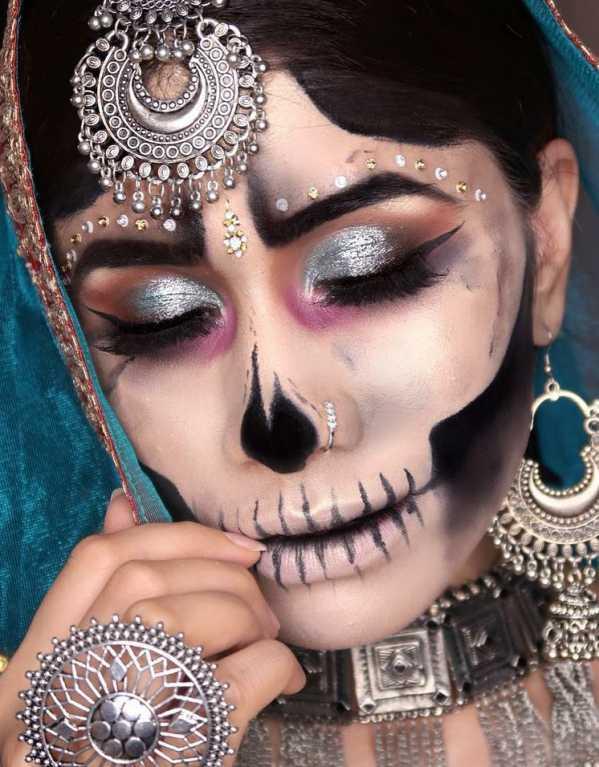 5 Halloween Makeup Tutorials You