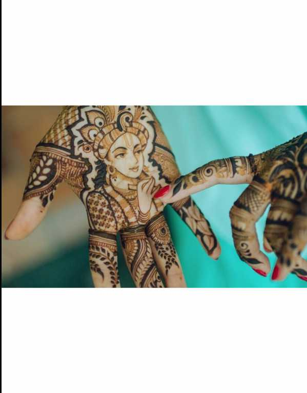 5 Best mehendi artists in Delhi for the modern Indian bride!