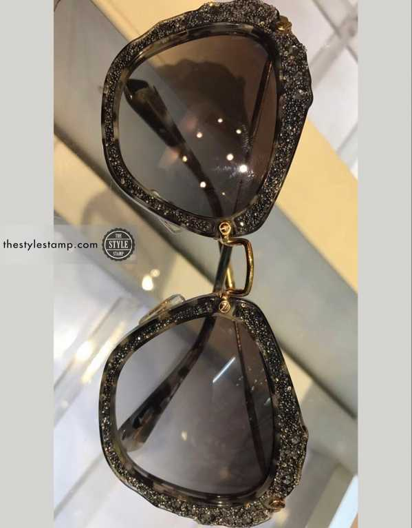 Miu Miu Sunglasses, Price on Request