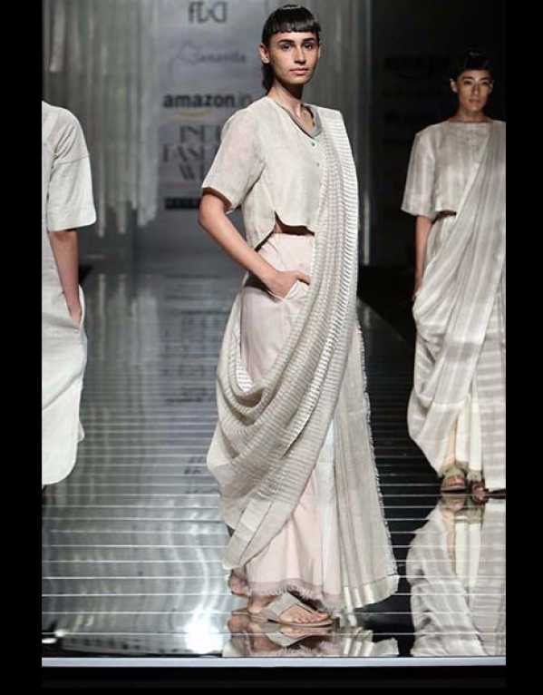 Anavila at Amazon India Fashion Week SS'17