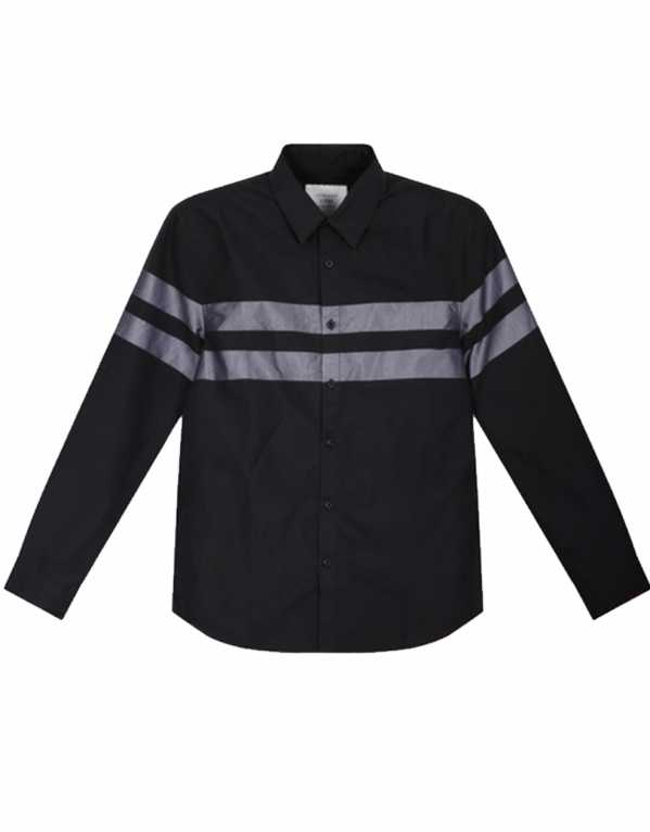 Colorblock Slim Fit Shirt, Jack & Jones; Rs. 2,199