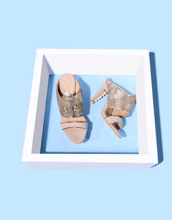 Nidhi Bhandari Fine Couture Footwear