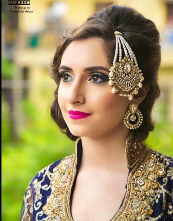 Rupasso - Makeup by Pratishtha Arora