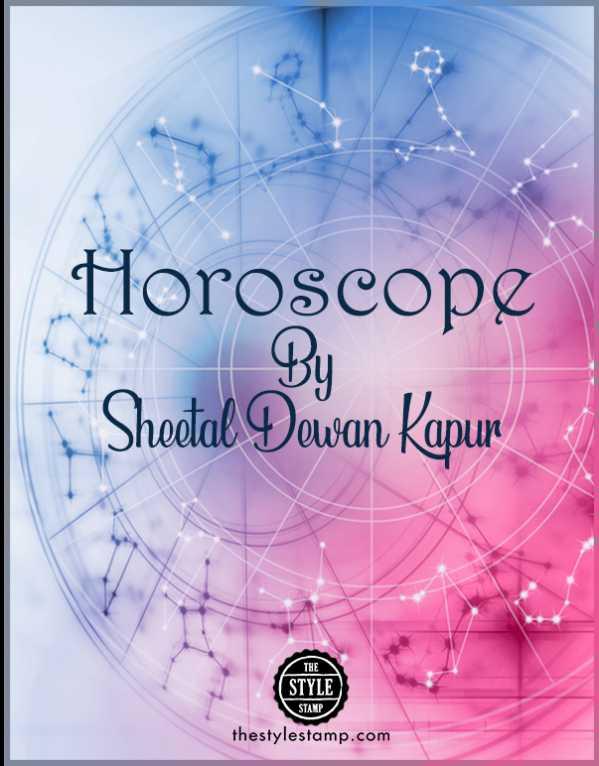 September 2019 Horoscope by Sheetal Dewan Kapur!
