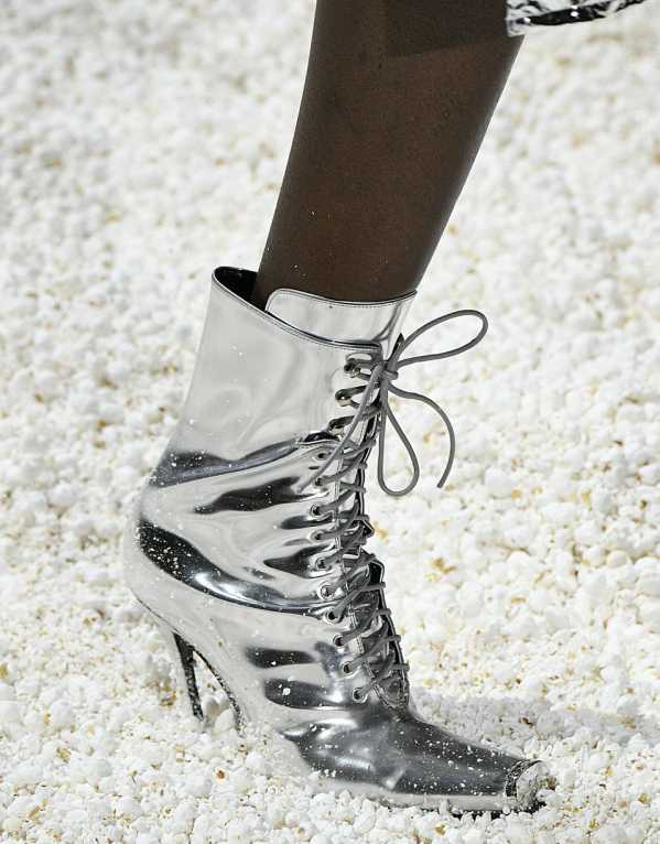Calvin Klein Collection at New York Fashion Week