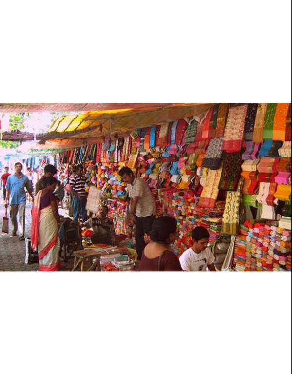 Explore Gariahat Market like never before!
