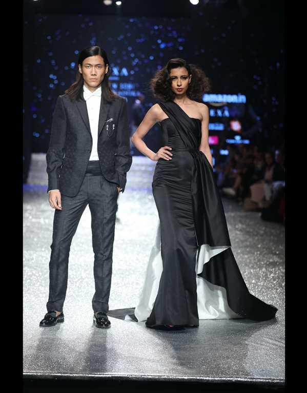 Gauri & Nainika and Ashish N Soni