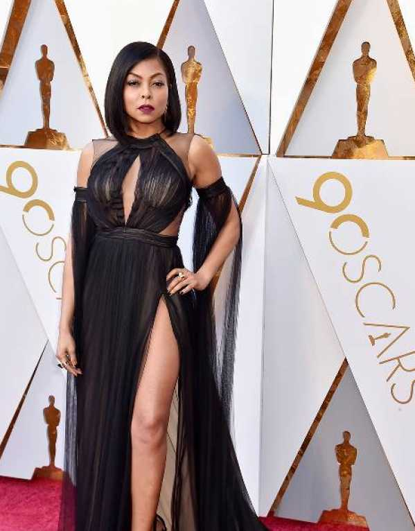 12 Looks from the Oscars 2018 Red Carpet You Just Can