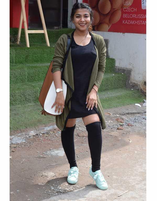 Sonakshi Anand; Maitreyi College, Delhi University
