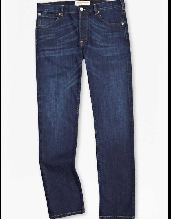 Dark Washed Jeans