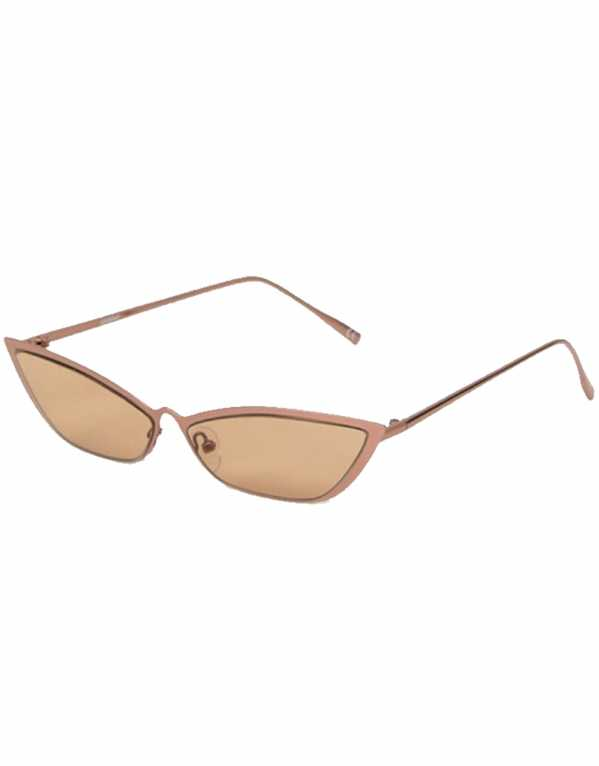 Small Metal Square Cat Fashion Glasses, ASOS, Rs. 1436