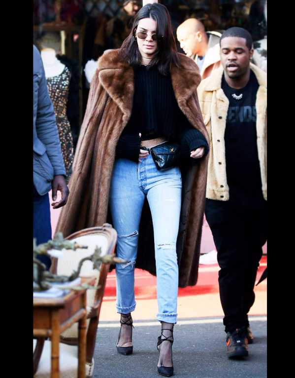 Worn The Kendall Way