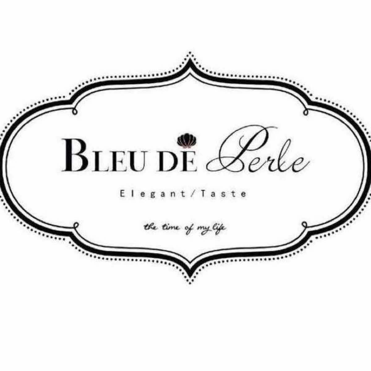 Blue De Perle