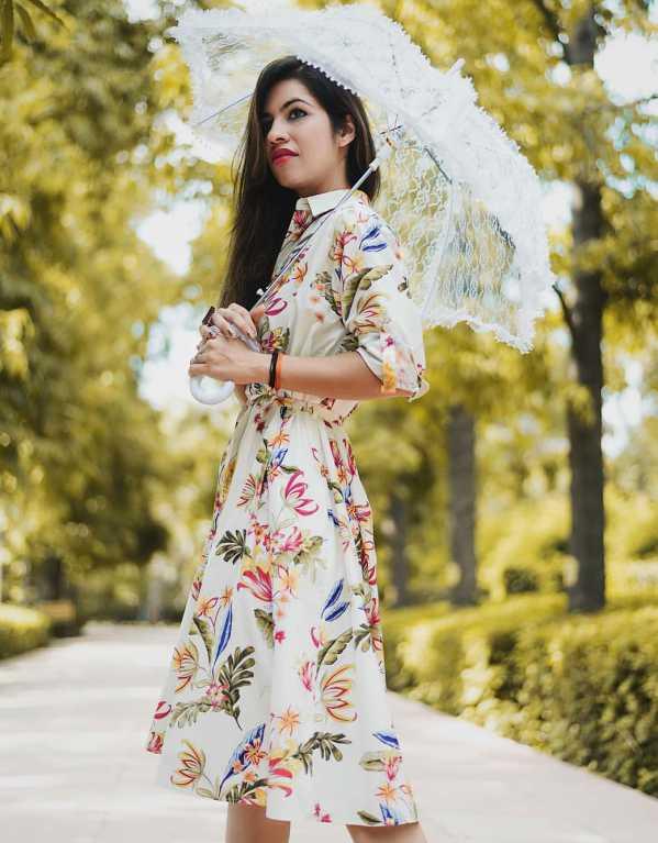 Summer On A Dress