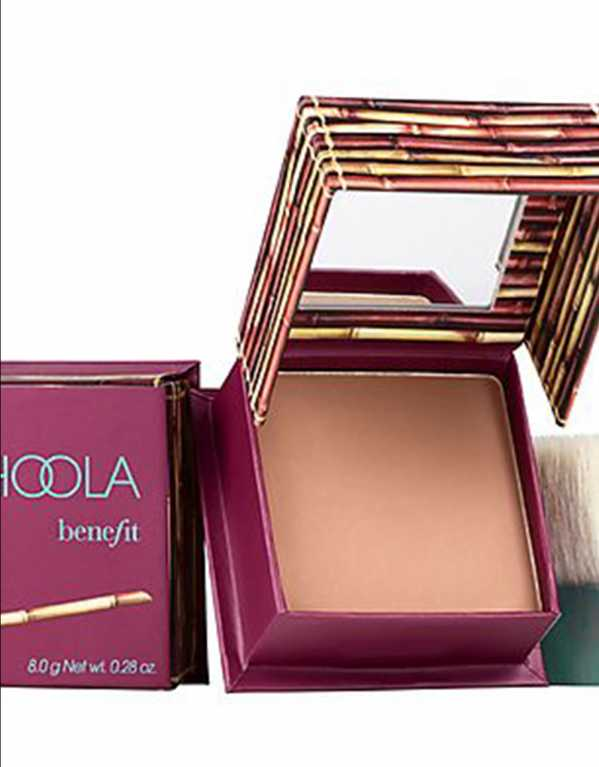 Neha Chhabra recommends the Benefit Hoola Matte Bronzer; Rs. 2,430