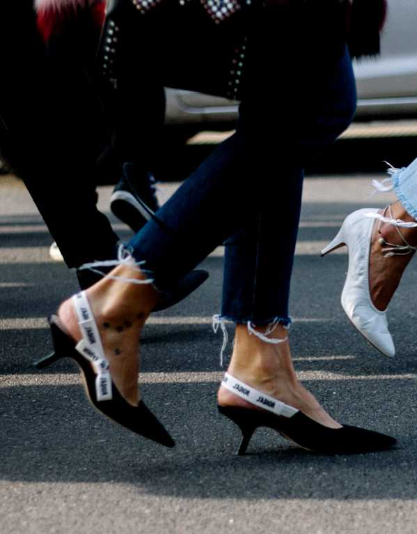 The Blast-from-the-Past Shoes to Buy Right This Moment