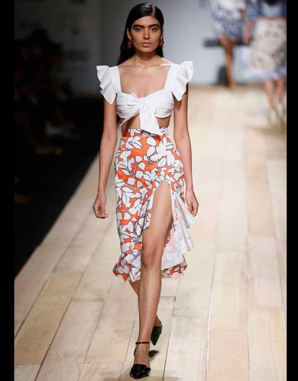 Hemant & Nandita at Amazon India Fashion Week SS'17