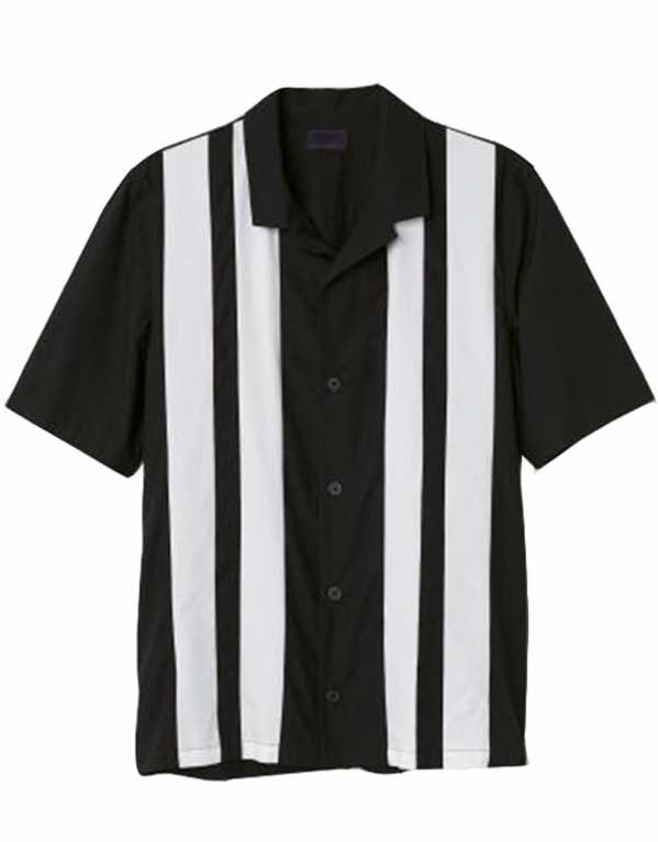 Short Sleeved Colour Blocked Shirt, H&M; Rs.2,999
