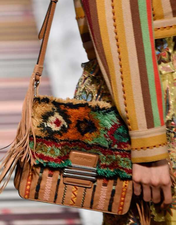 Etro at Milan Fashion Week