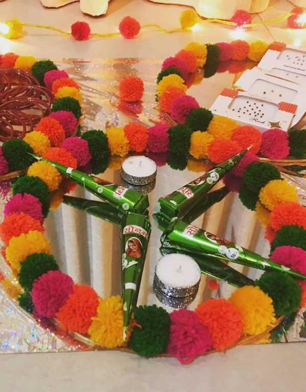 7 Pretty Karwa Chauth Thalis to Amp the Festivities