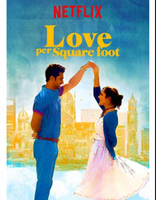 7.Love per Square foot