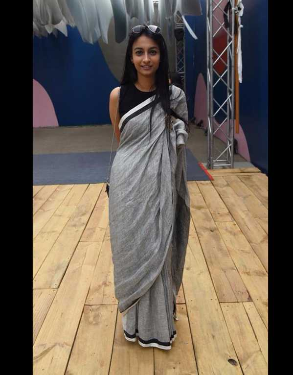 Saree For The Win