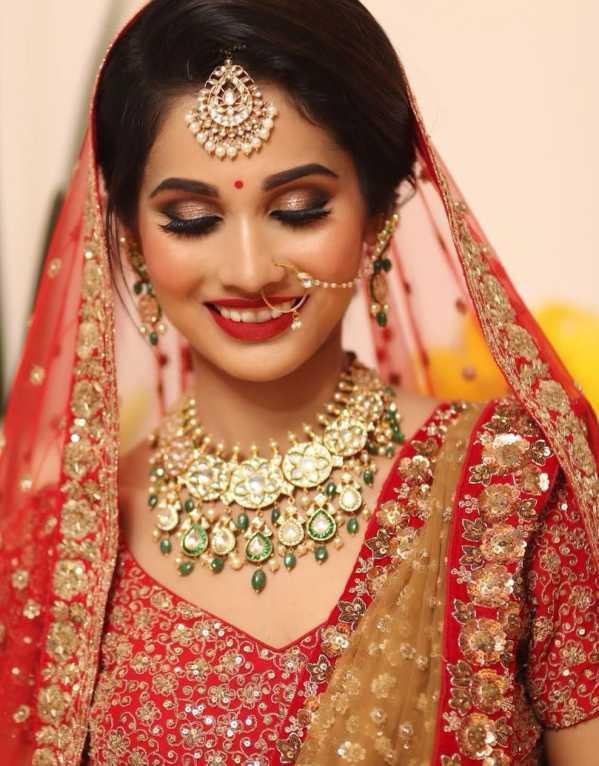5 Bridal Makeup Artists In Delhi