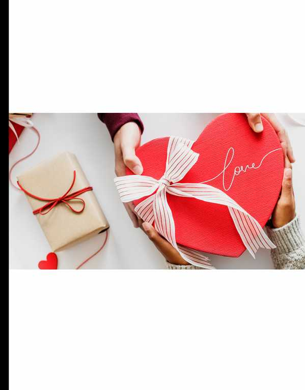 Memorable Valentine's Day Gifts For Your Loved Ones!