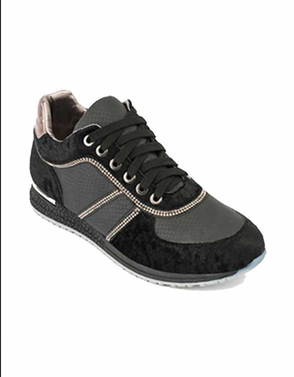Detail Chunky Sneakers, Truffle Collection, Rs.4,099