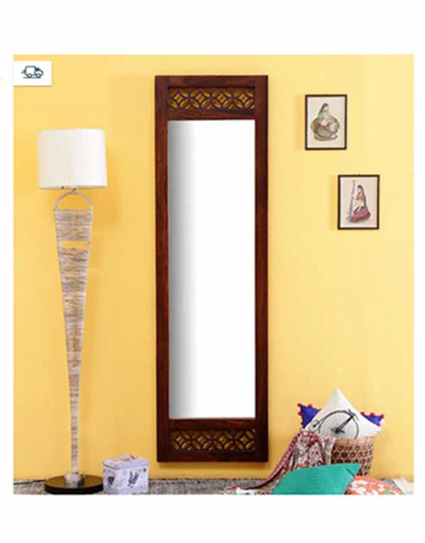 Florito Full Length Mirror, Woodswroth, Rs.21,999