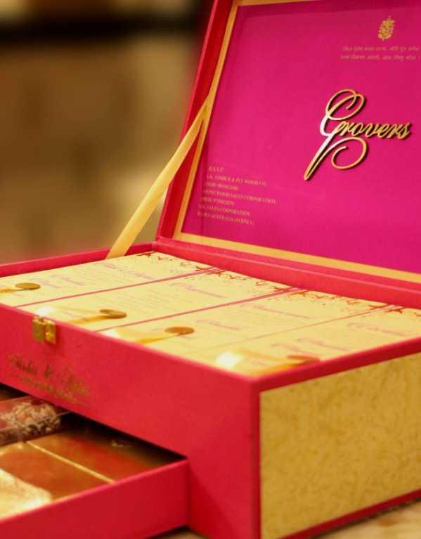 7 Unique Wedding Card Designers in Delhi