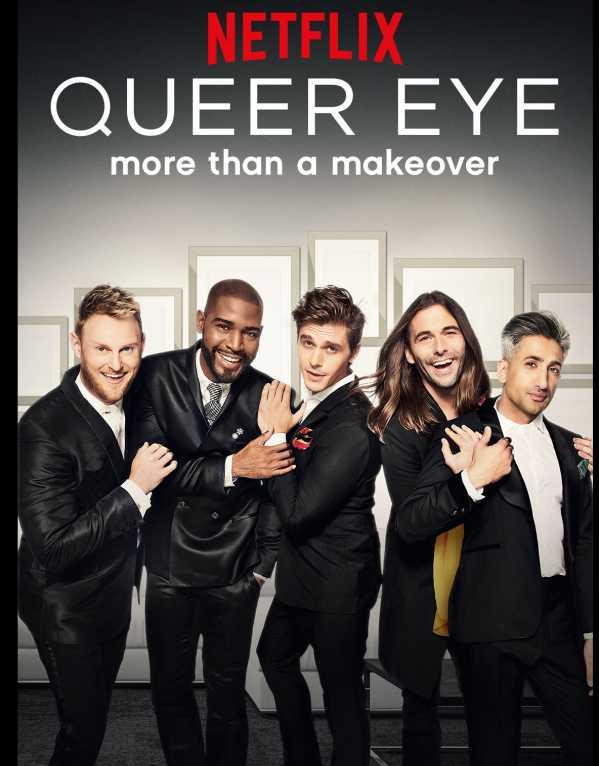 1. Queer Eye