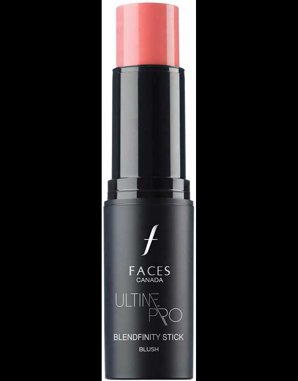 4) Faces Canada Ultime Pro Blend Finity Stick Blush Sweet Apricot