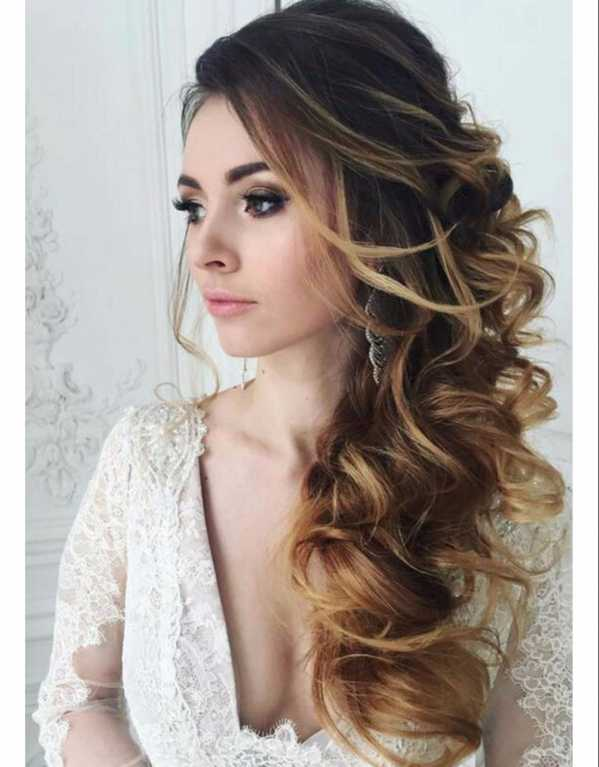 Hairstyles That Will  Make You Look Like a Dream on Your Wedding Functions!