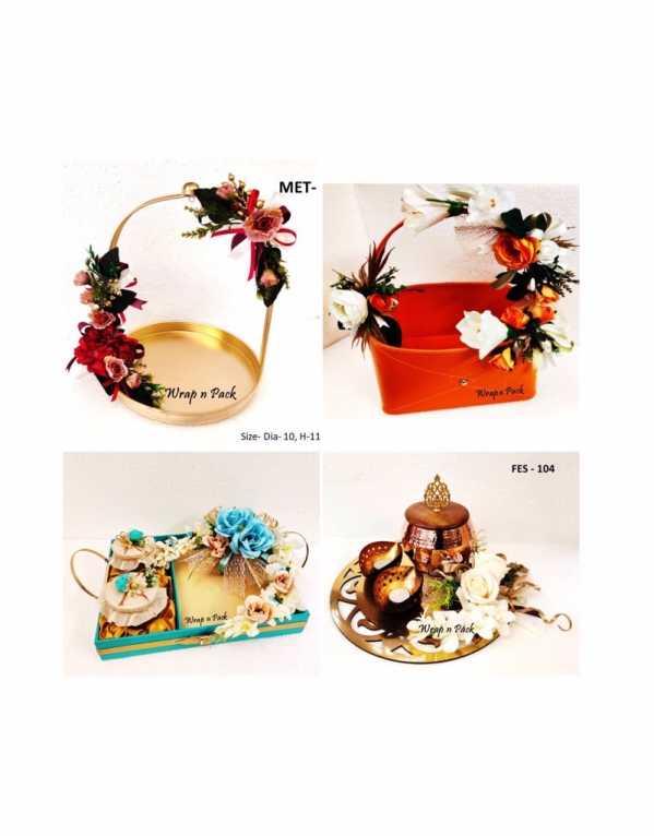 4) Wrap n Pack