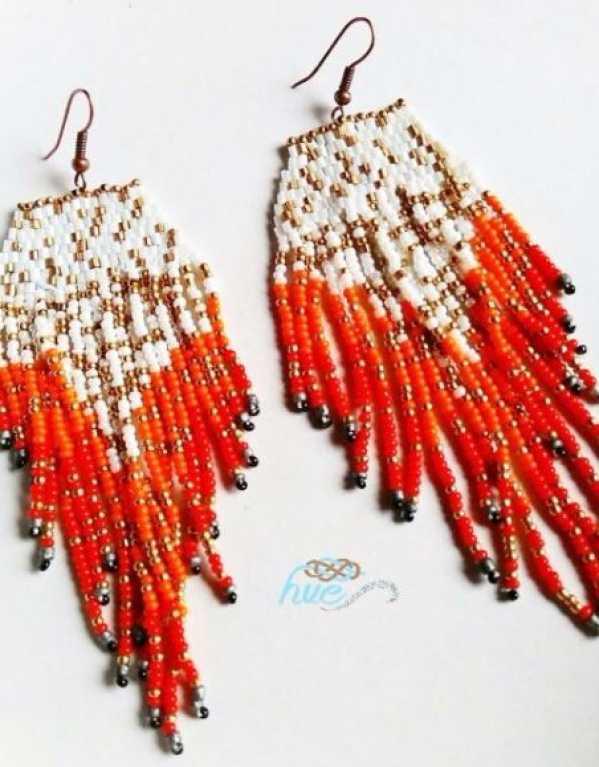 Fiery Beads