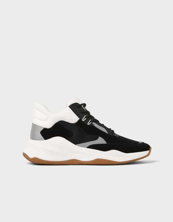 High-top Basktball Sneakers, Zara, Rs. 5,990