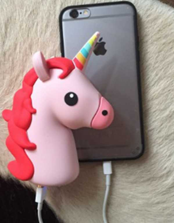 Unicorn Power Bank, The Aww Store; Rs.1099