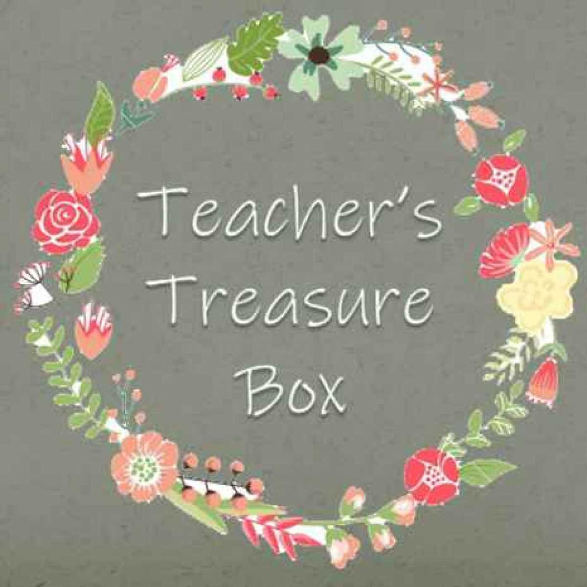 Teacher's Treasure Box
