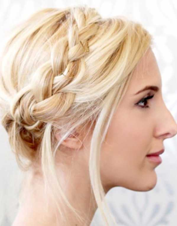 The Smartest and Simplest Crown Braid