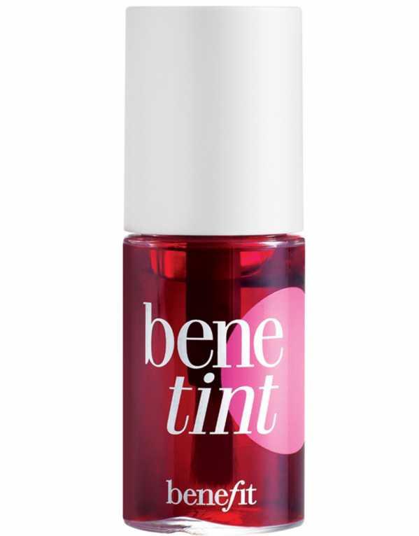 Aakriti Kochar- Benefit Lip & Cheek Tint in Rose