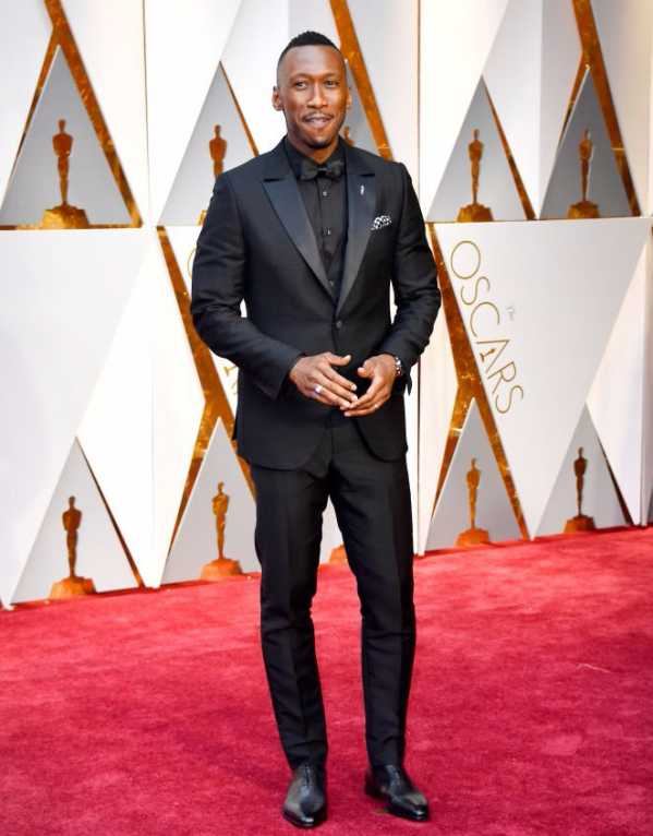 The 10 Best Dressed Men on the Oscars Red Carpet